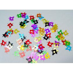 Confettis de table Equerre & Compas