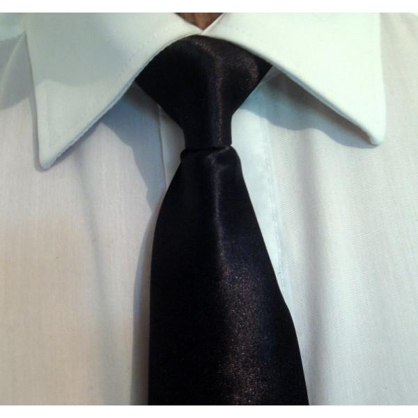 cravate de s curit clip anti agression. Black Bedroom Furniture Sets. Home Design Ideas