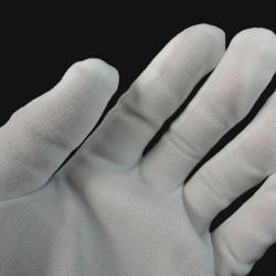 Coton plat grandes mains par 5 paires