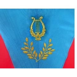Sautoir  ORGANISTE (Colonne d'Harmonie) RF