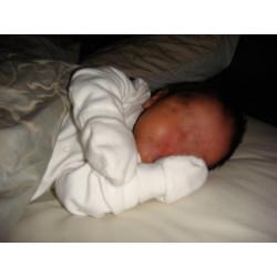 Moufles bébé anti grattage