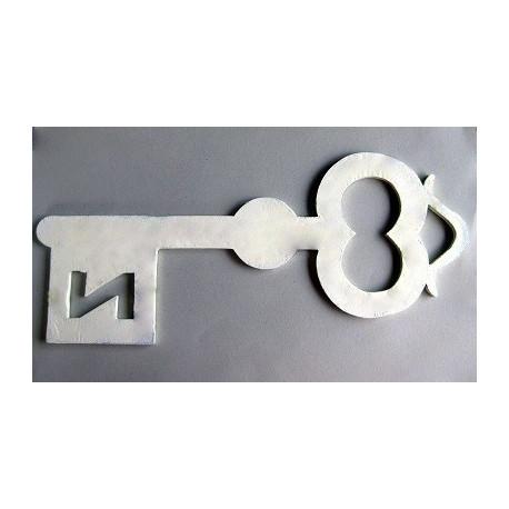 Grande clé d'autel 4ème degré