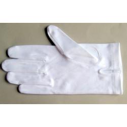 Coton épais très grande taille à 3 nervures poignet fendu