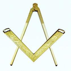 Outils de Loge en métal doré