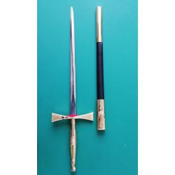 Epée courte dague maçonnique