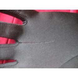 Lot de 12 paires de gants LYCRA NOIR UNIS déclassés à 2€ la paire