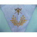 Sautoir d'Officier Maître des Cérémonies bleu ciel - 10 %