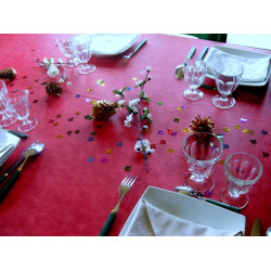 Confettis de table Equerre & Compas