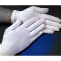 Paire de gants en lycra mat