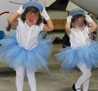 Les petites hôtesses de l'air